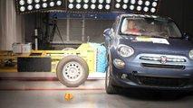 Crash - Fiat 500X