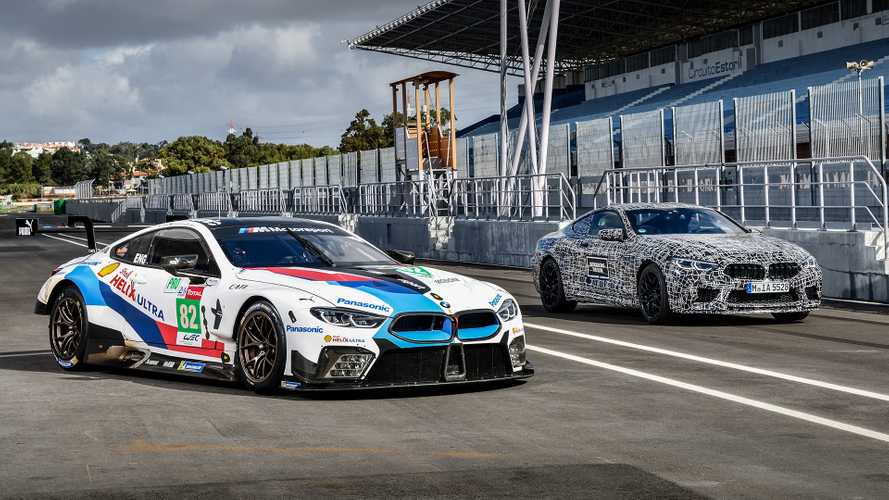 BMW M8 GTE first drive and M8 prototype ride: Still spinning