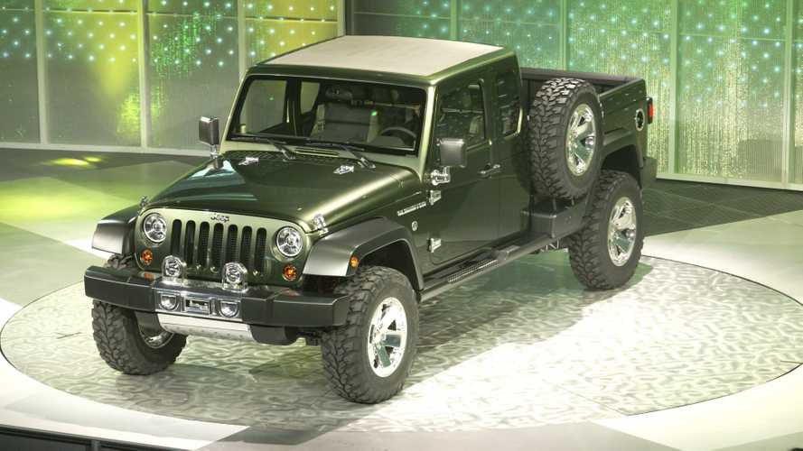 2005 Jeep Gladiator: Concept We Forgot