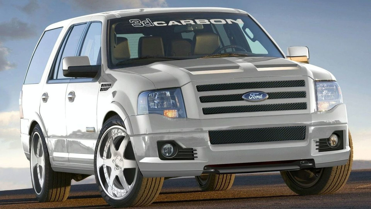 Article Editor Ford Funkmaster Flex Special Edition Expedition By Dcarbon