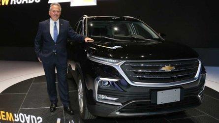 Chevrolet Captiva está de volta como rebadge de carro chinês