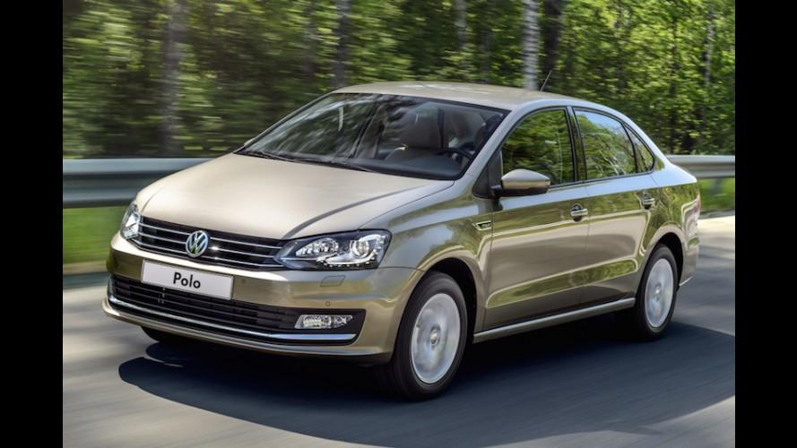 Volkswagen apresentará inédito sedã de baixo custo em fevereiro de 2016