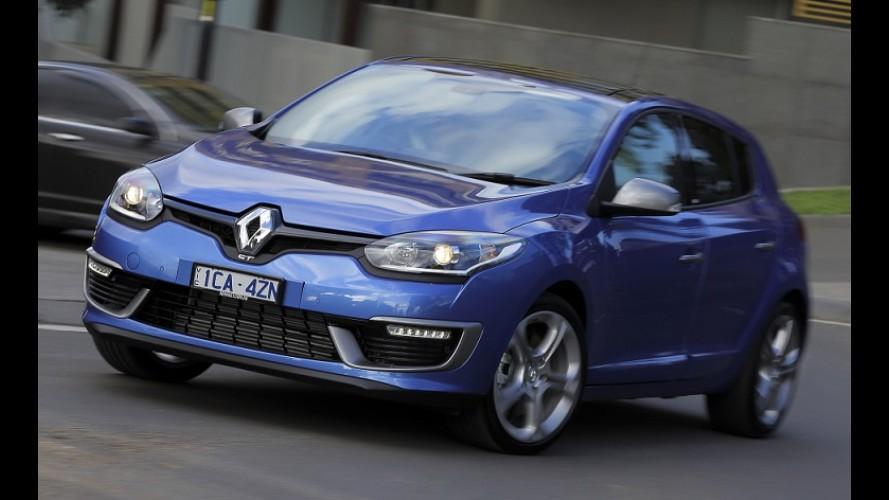 Renault confirma estreia do novo Mégane para setembro em Frankfurt