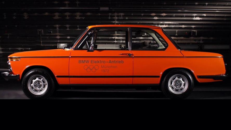BMW 1602e concept