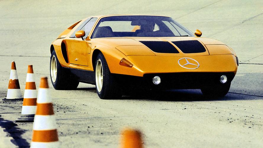 A Mercedes, amely évtizedekkel a Veyron előtt lépte át a 400 km/h-t