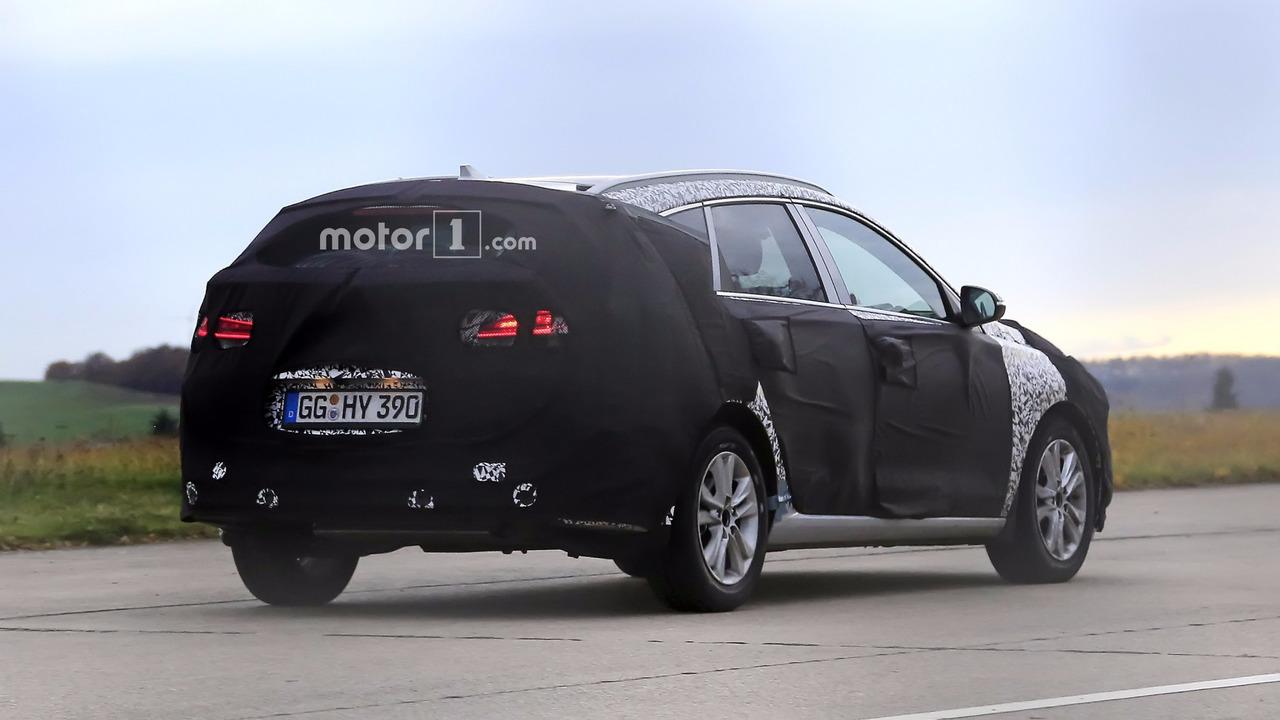 2017 Hyundai i30 station wagon
