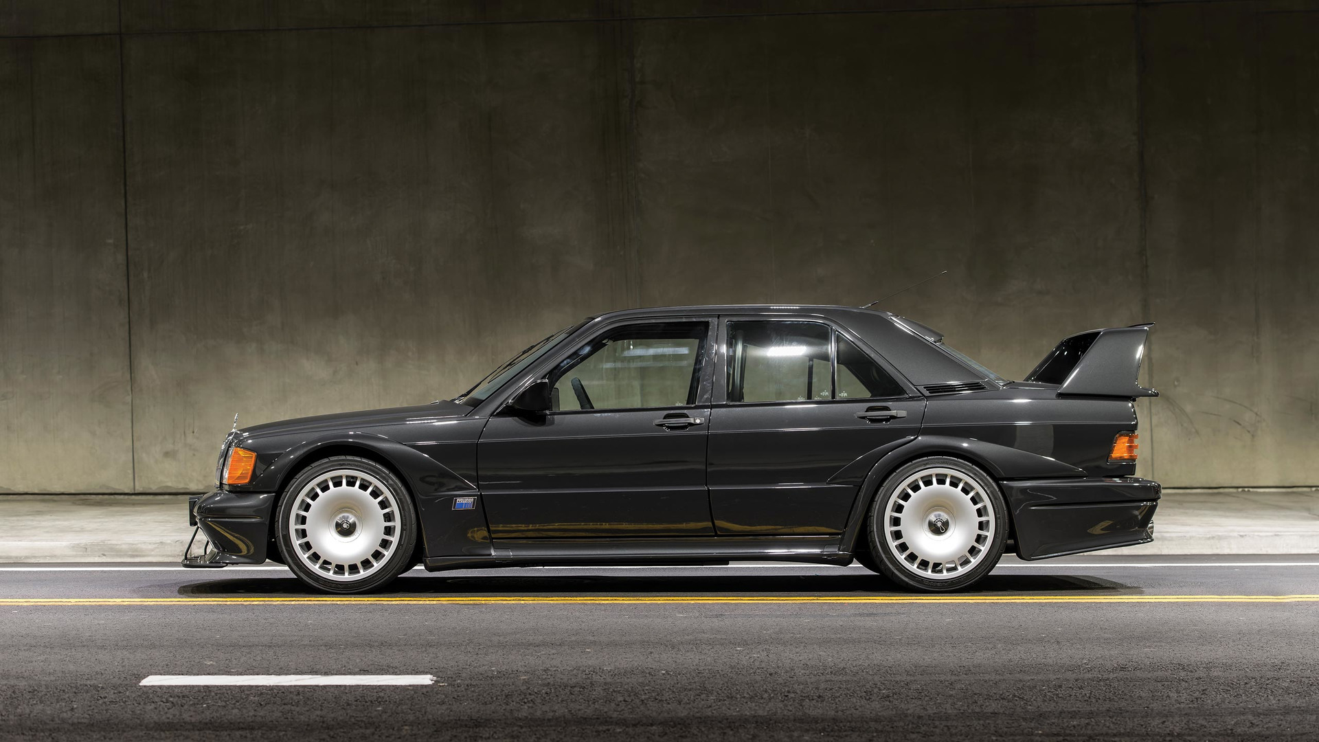 First Mercedes 190e Evo Ii Auctioned In U S Sells For Big Money