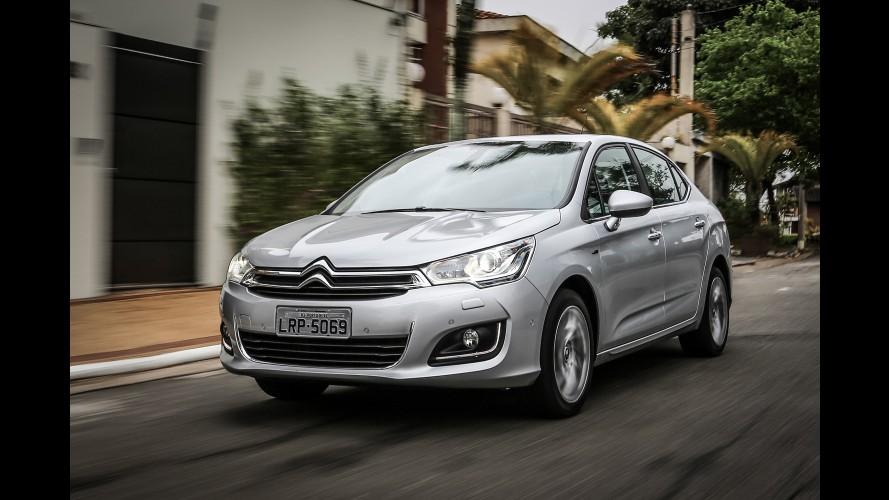 Citroën C4 Lounge 2017: somente motor 1.6 THP e preço inicial de R$ 69.990