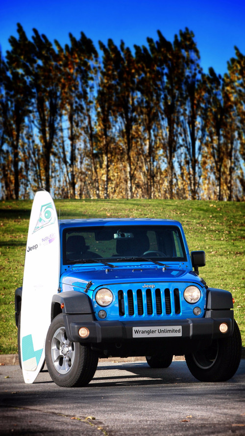 Jeep Wrangler Nautic