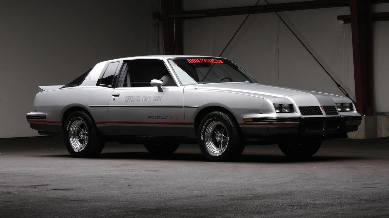 8. 1986 Pontiac Grand Prix 2+2