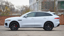 2017 Jaguar F-Pace: Review