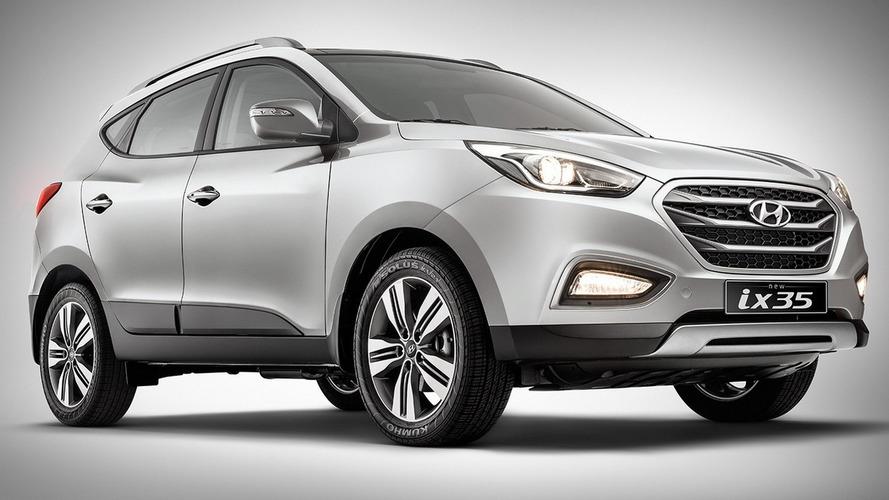 Hyundai ix35 ganha ESP na versão GL, que custa R$ 107.050