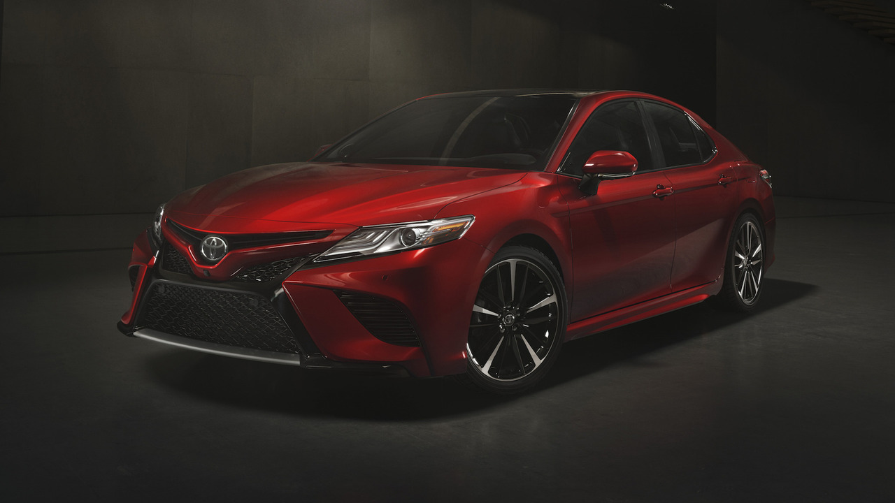 7. Toyota Camry: 343,439 units