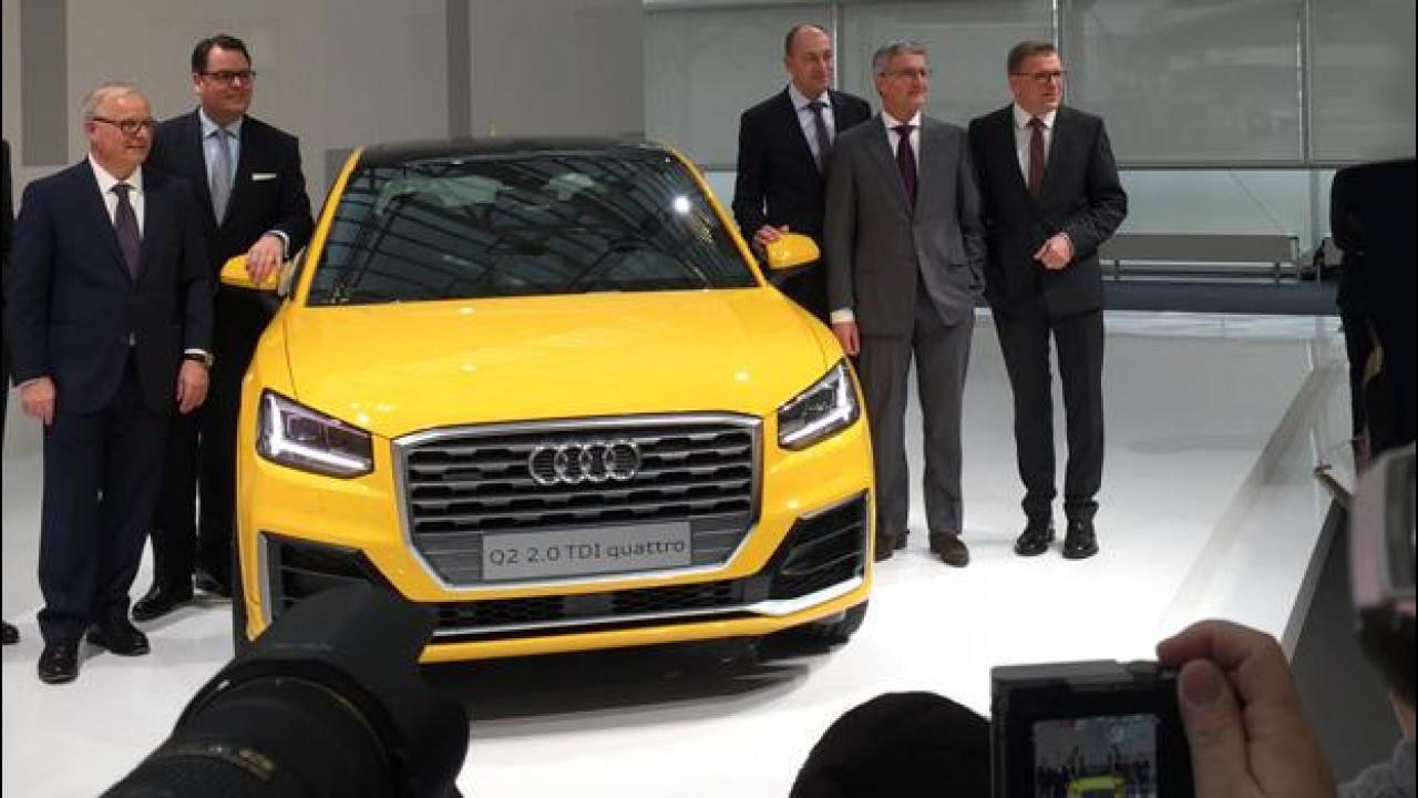 [Copertina] - Audi Group cresce anche nel 2015, nonostante tutto