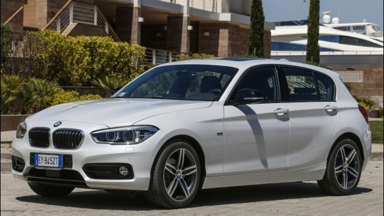 [Copertina] - BMW, con la 114d per neopatentati arriva il corso di guida sicura