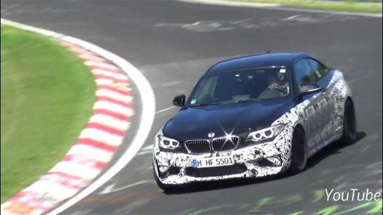 """[Copertina] - BMW M2, sportiva """"perfetta"""" in arrivo [VIDEO]"""