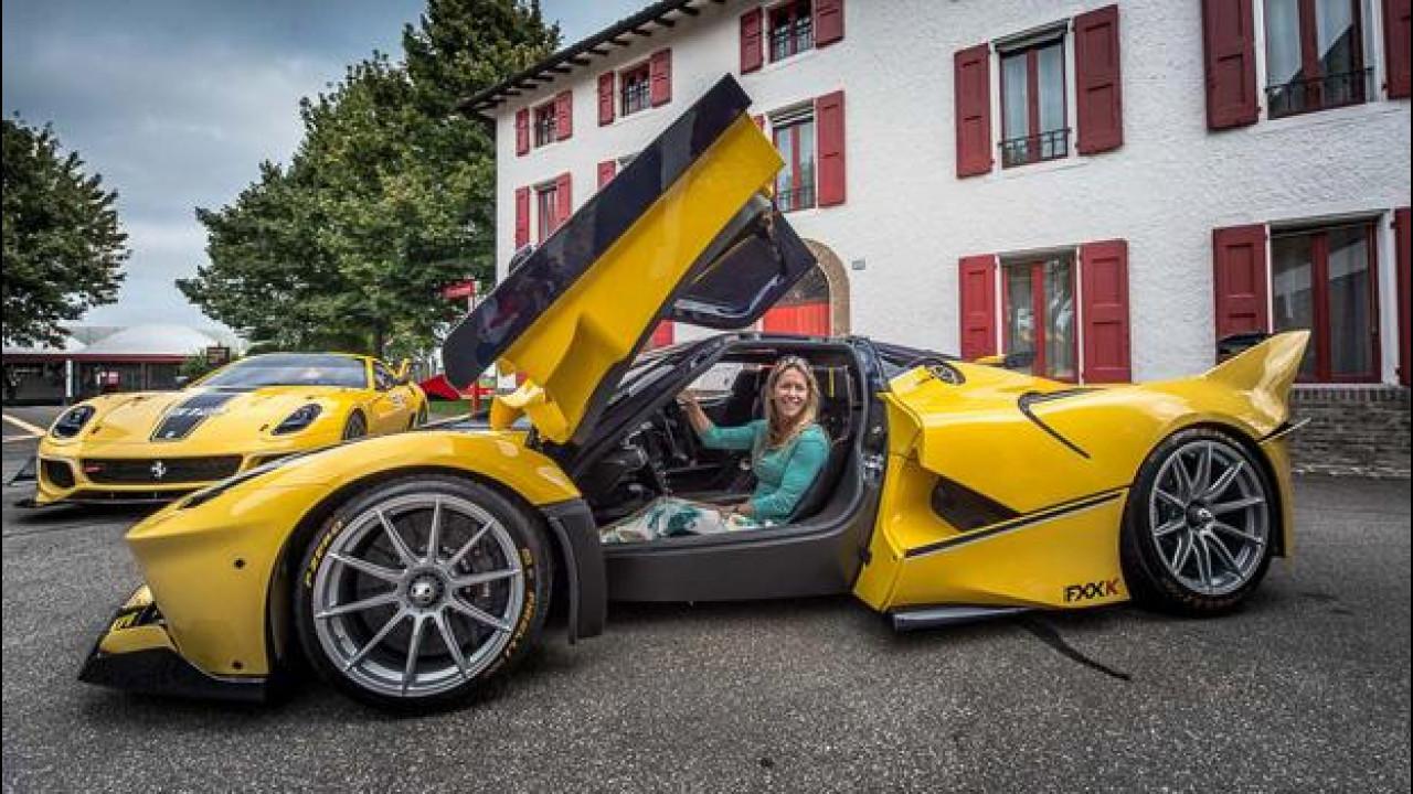 [Copertina] - Ferrari FXX K, un bel regalo di compleanno!