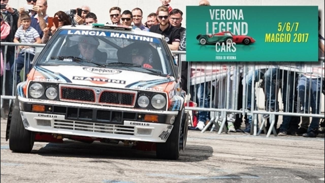[Copertina] - Verona Legend Cars 2017, l'auto storica dà spettacolo