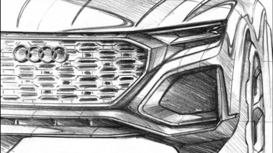 Audi Q4, confermato il SUV sportivo per il 2019