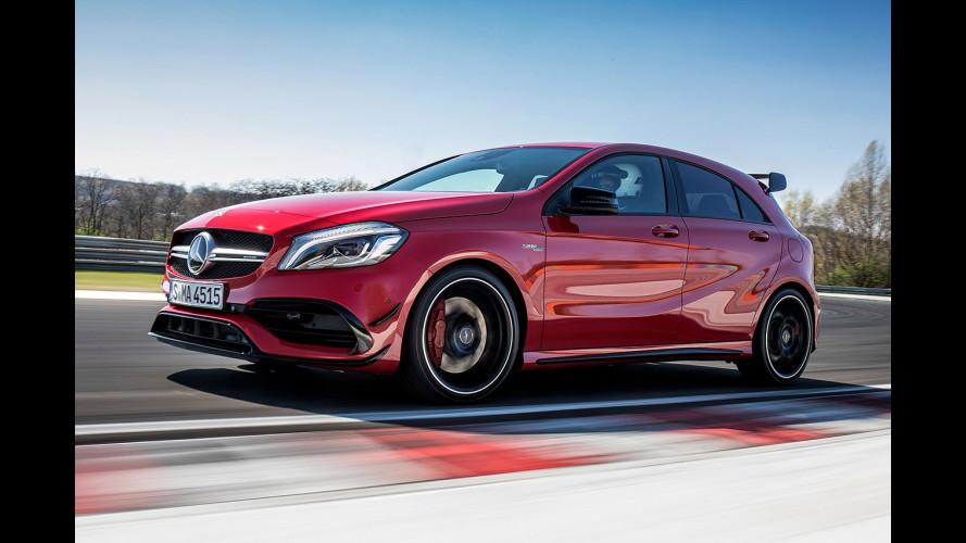 Motor1Days, gli Hot Lap in pista con Mercedes-AMG