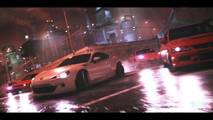 "Need for Speed, debutto ""in manuale"" sul PC [VIDEO]"