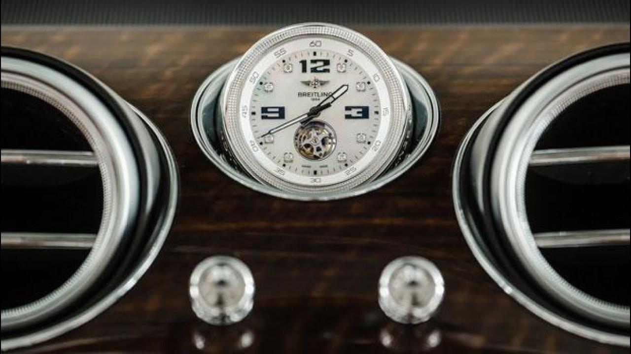 [Copertina] - Bentley Bentayga, l'orologio è un optional da 200.000 euro