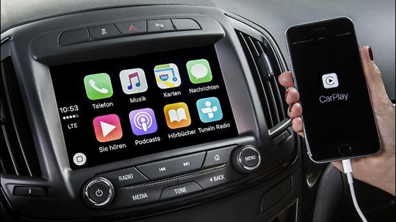 [Copertina] - Opel Insignia, il nuovo infotainment passa dallo smartphone