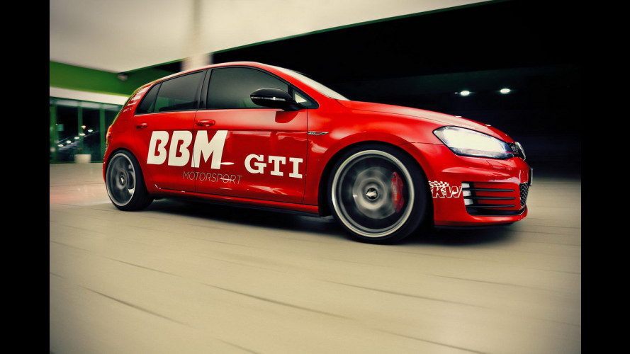 Volkswagen Golf GTI VII Plus by BBM Motorsport