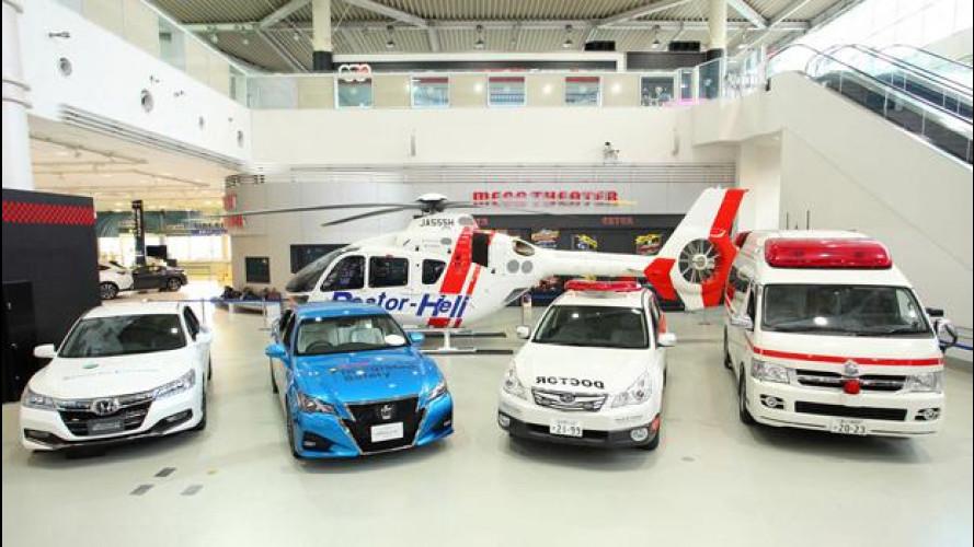 Chiamata d'emergenza, in Giappone è già iniziata la fase 2.0