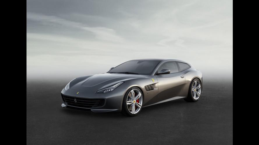 Ferrari GTC4Lusso, la tradizione del comfort