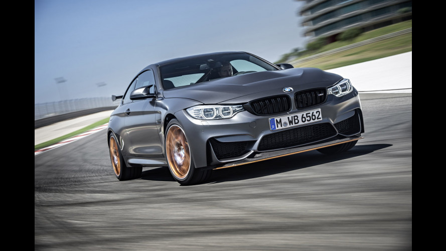 BMW M4 GTS, ecco il record al Nurburgring [VIDEO]
