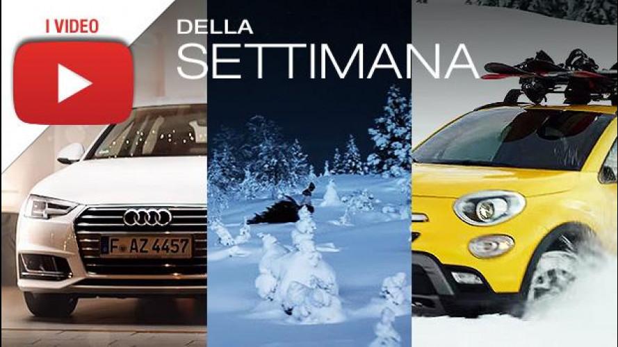 Spot di Natale, tutti gli auguri dal mondo dell'auto [VIDEO]