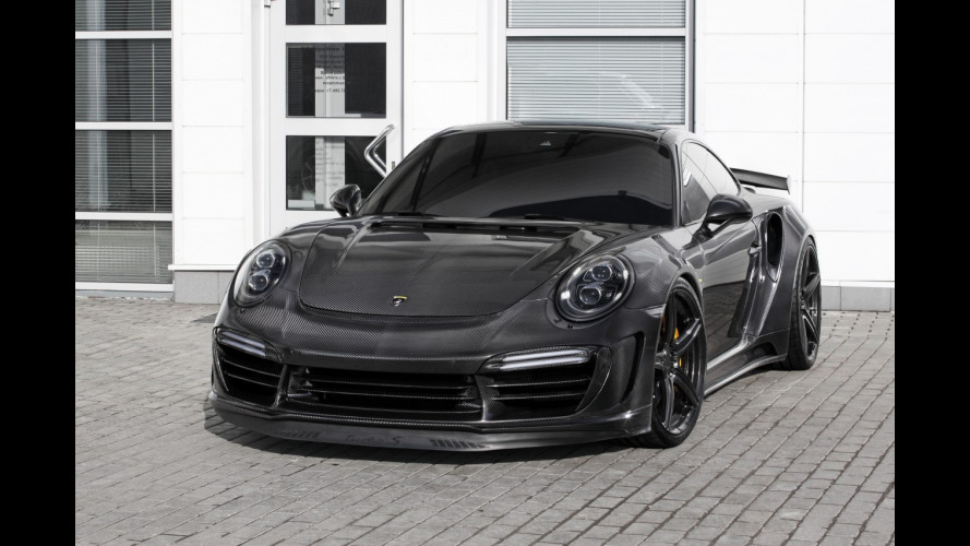 Topcar Stinger GTR gen. 2, la 911 col carbonio ovunque