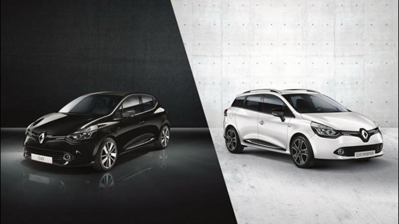 [Copertina] - Renault Clio Duel e Duel2, le fashion per i clienti italiani