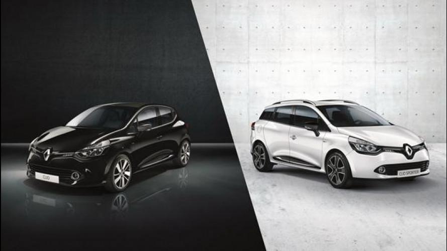 Renault Clio Duel e Duel2, le fashion per i clienti italiani