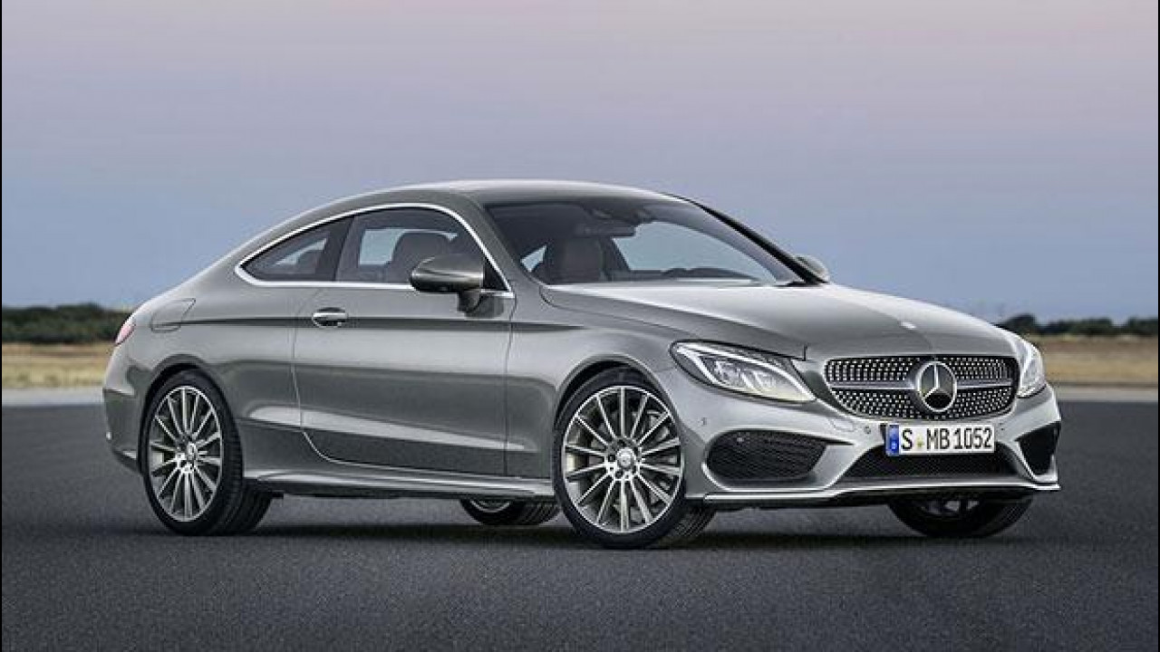 [Copertina] - Nuova Mercedes Classe C Coupé