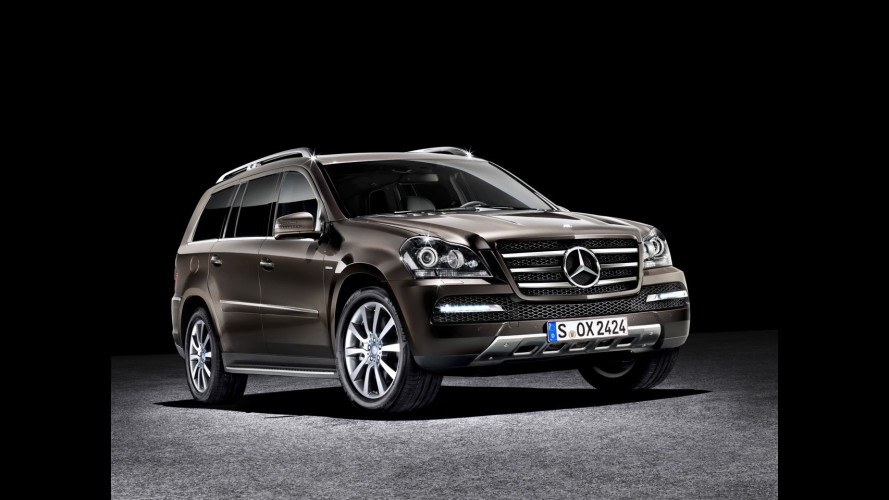 "Mercedes GL ""Grand Edition"""
