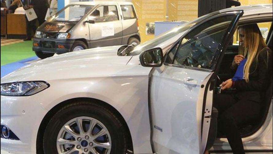 H2R, tutte le auto che si provano all'edizione 2015