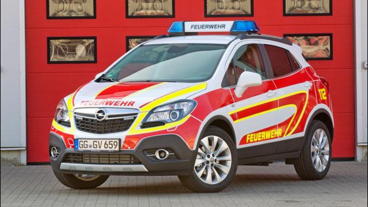 [Copertina] - Opel mette in mostra OnStar, il salva-vite