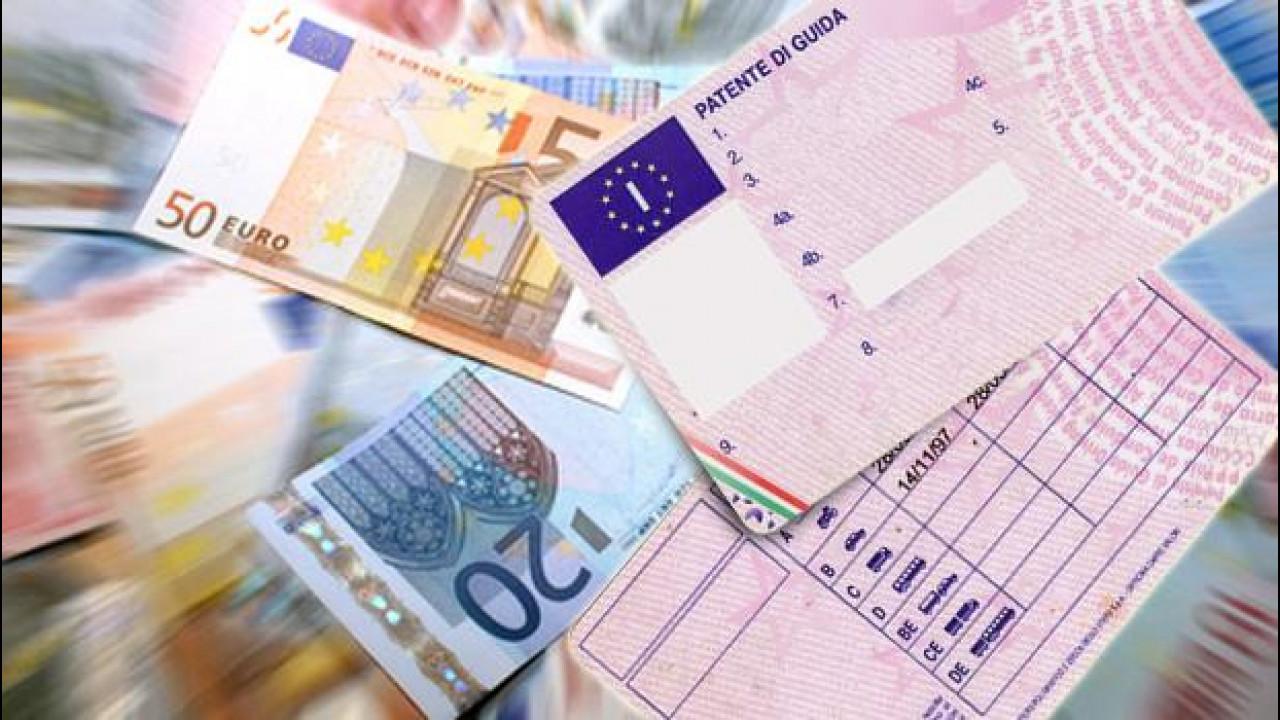 [Copertina] - Guida senza patente, presto sanzioni fino a 30.000 euro