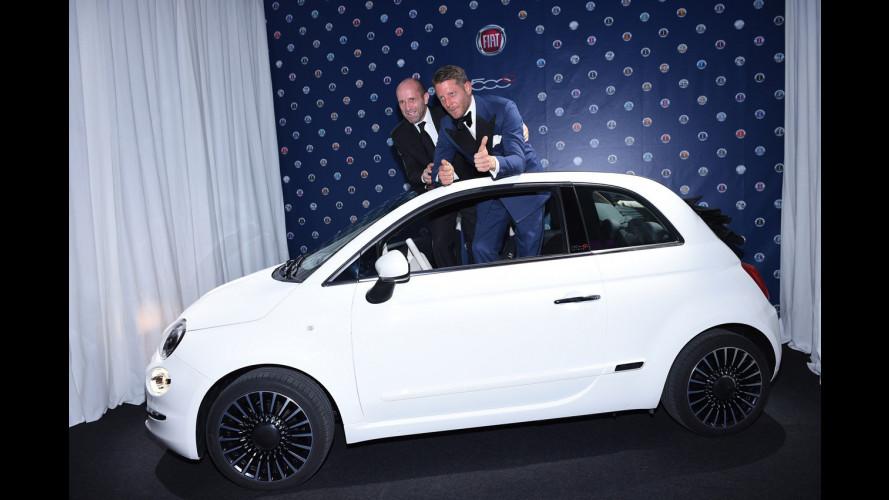 Nuova Fiat 500, battute all'asta per 250.000 euro quelle di Lapo Elkann