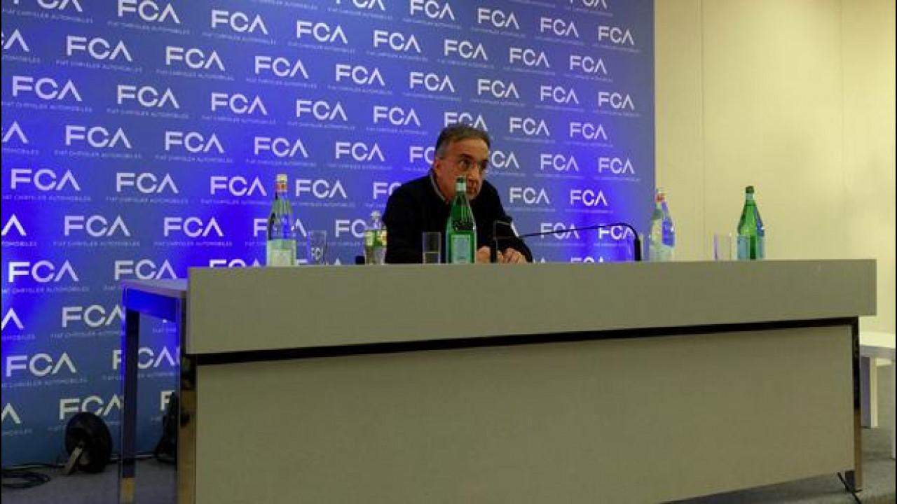[Copertina] - Alfa Romeo Giulia, Marchionne spiega perché è in ritardo