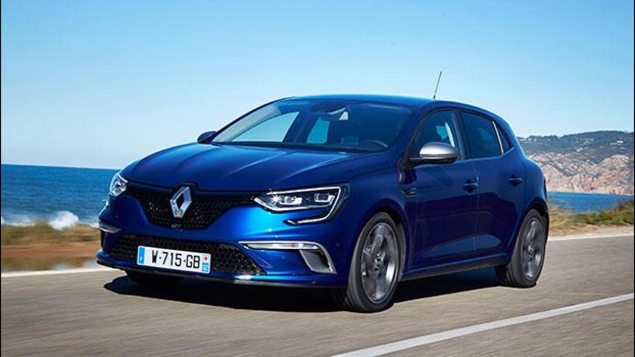 [Copertina] - Nuova Renault Megane, la lezione delle grandi