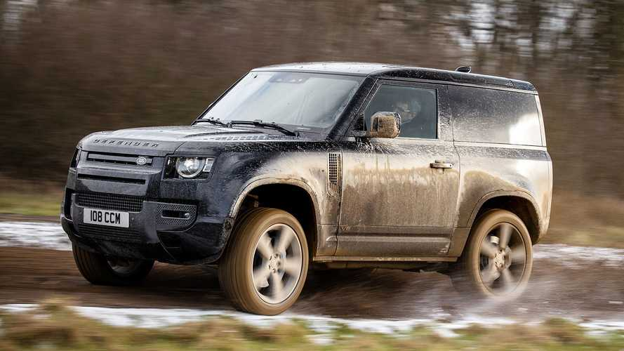 Land Rover Hints At Hotter Defender V8 To Rival Mercedes-AMG G63