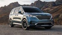 Kia Carnival (2021) Großer Van mit SUV-Styling für die USA