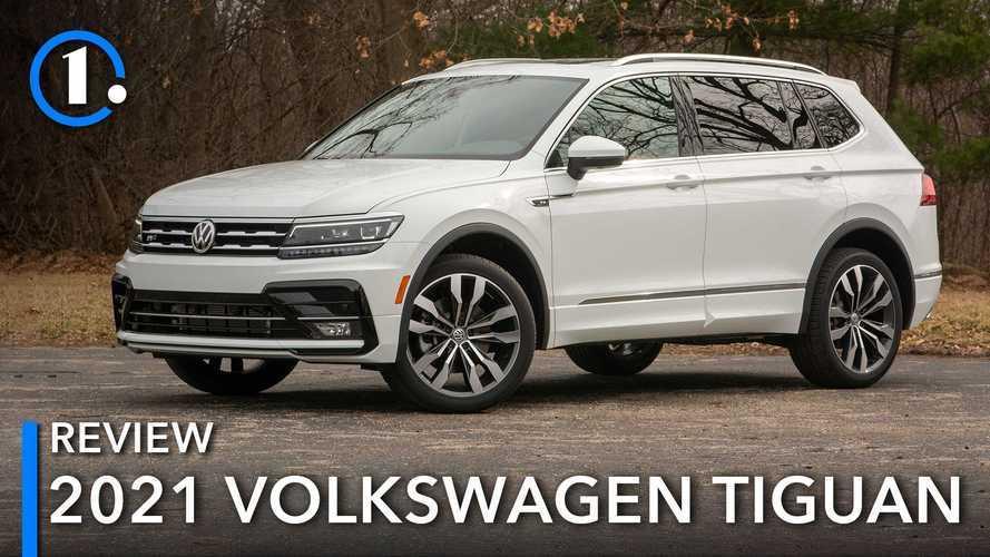 VW Tiguan 2021: Kenyamanan dalam Kesederhanaan