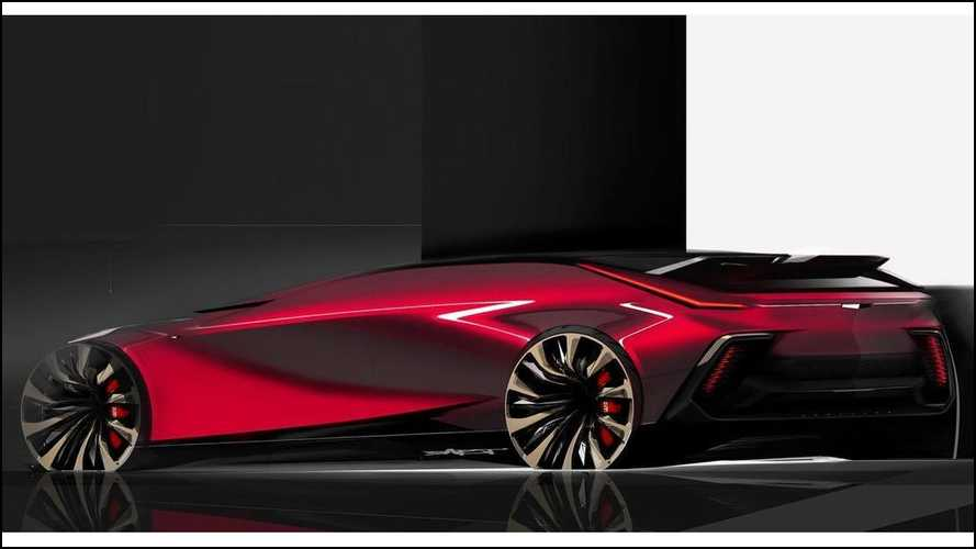 Weird GM Design Sketch Is 'Mean' But What Is It?