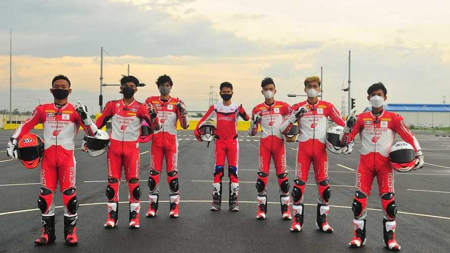 12 Pembalap Astra Honda Racing Team Musim 2021