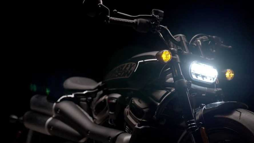Harley-Davidson 1250 Custom Teased In Pan America Promo