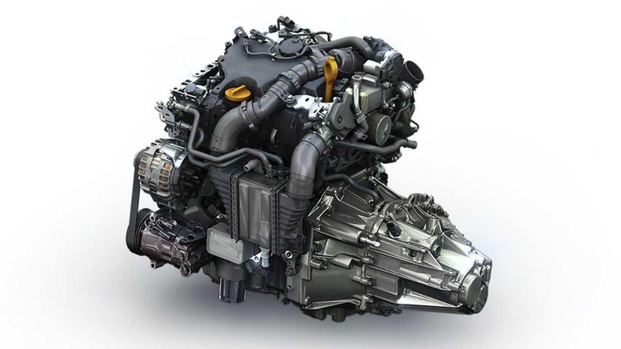 Moteur dCi Renault